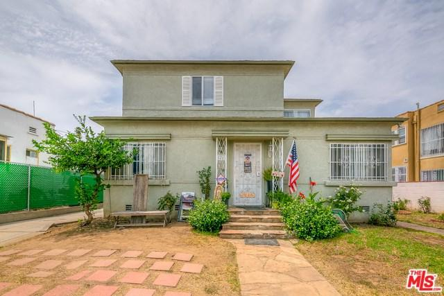 1259 4TH Avenue, Los Angeles (City), CA 90019 (#19476946) :: Fred Sed Group