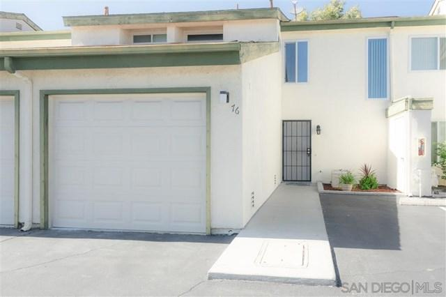 7200 Melody Ln., #76, La Mesa, CA 91942 (#190033326) :: Fred Sed Group