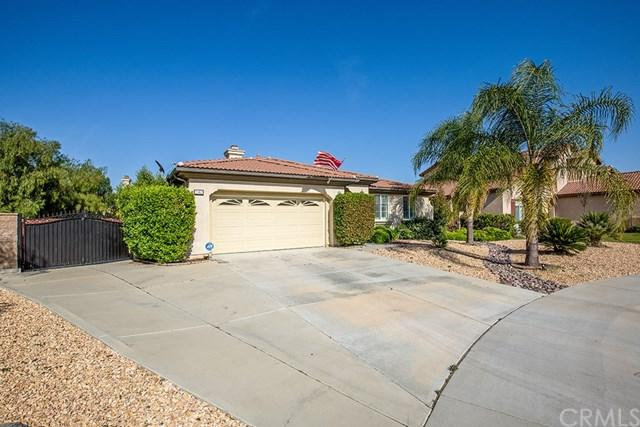 26802 Calico Court, Winchester, CA 92596 (#IV19143180) :: The Costantino Group | Cal American Homes and Realty
