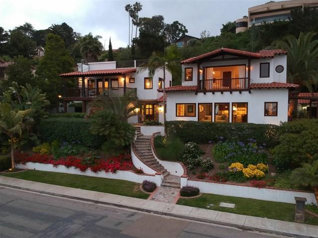 1025 Muirlands Vista Way, La Jolla, CA 92037 (#190033374) :: McLain Properties