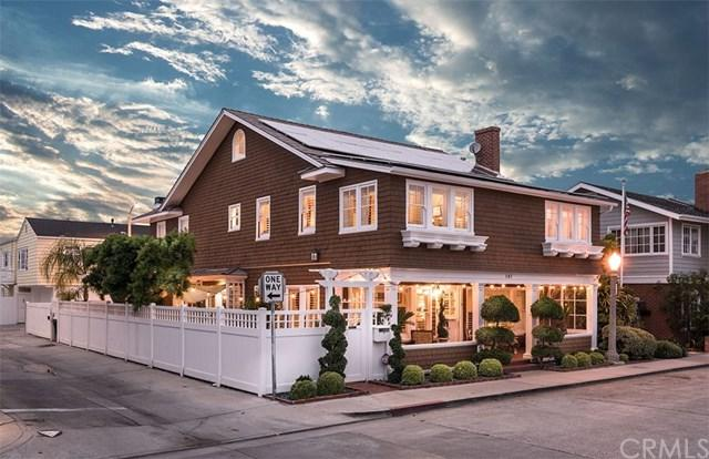 107 Abalone Avenue, Newport Beach, CA 92662 (#NP19142158) :: Brandon Hobbs Group