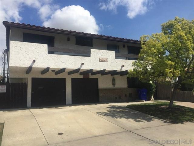 4373 35th Street #2, San Diego, CA 92104 (#190033384) :: McLain Properties
