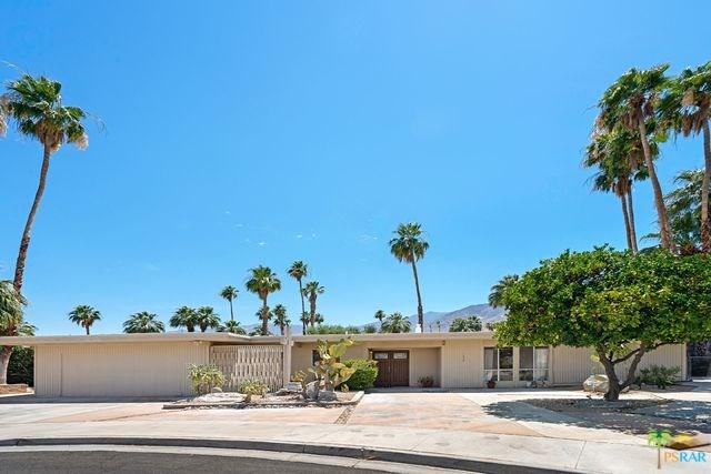 1445 Plato Circle, Palm Springs, CA 92264 (#19477810PS) :: The Darryl and JJ Jones Team