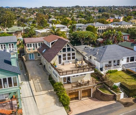 1439 Neptune Ave, Encinitas, CA 92024 (#190033398) :: McLain Properties