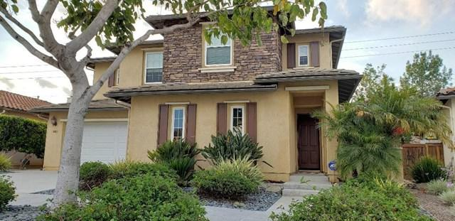 3483 Pleasant Vale Drive, Carlsbad, CA 92010 (#ML81756966) :: eXp Realty of California Inc.