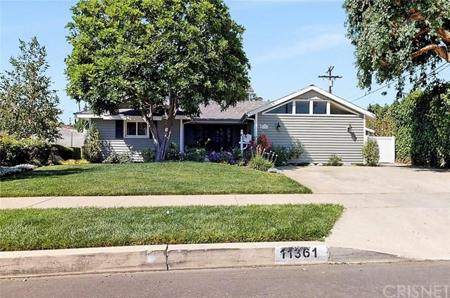 11361 Gaviota Avenue, Granada Hills, CA 91344 (#SR19143326) :: Allison James Estates and Homes