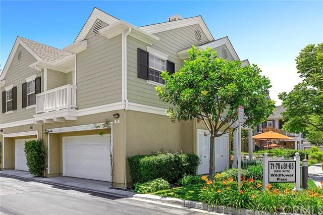 71 Wildflower Place, Ladera Ranch, CA 92694 (#OC19143350) :: The Laffins Real Estate Team