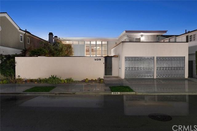 309 Evening Star Lane, Newport Beach, CA 92660 (#NP19143368) :: The Laffins Real Estate Team
