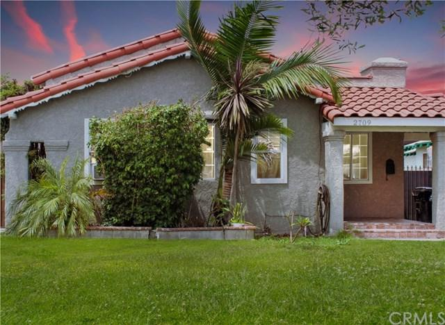 2709 W 73rd Street, Los Angeles (City), CA 90043 (#SB19143299) :: The Laffins Real Estate Team