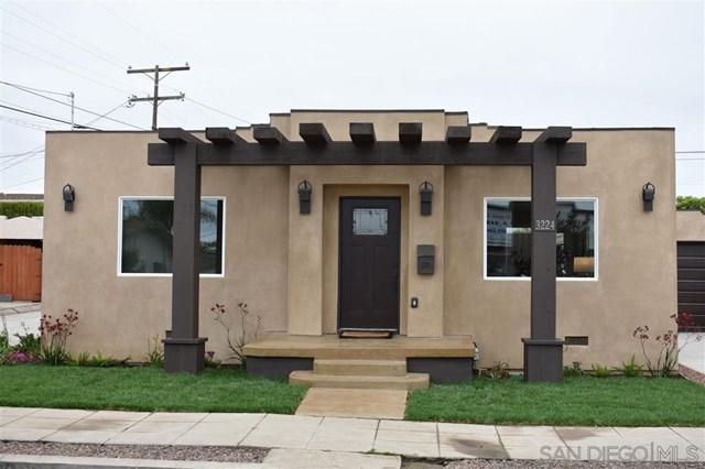 3224 Myrtle Ave, San Diego, CA 92104 (#190033433) :: McLain Properties