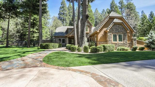 13101 Somerset Drive, Grass Valley, CA 95945 (#ML81756881) :: Sperry Residential Group