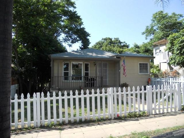 118 W 7th Ave, Escondido, CA 92025 (#190033462) :: McLain Properties
