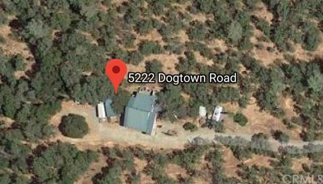 5222 Dogtown Road, Coulterville, CA 95311 (#MC19143508) :: Twiss Realty