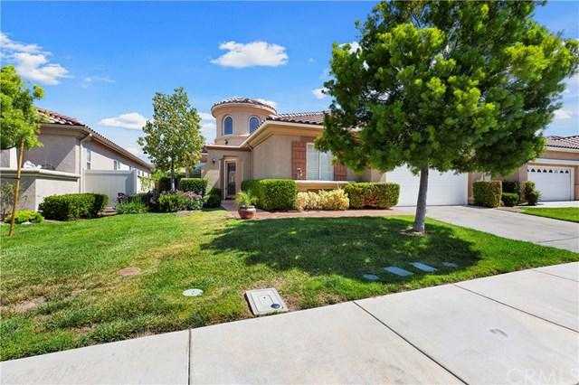 28642 Shady Brook Drive, Menifee, CA 92584 (#SW19137883) :: Allison James Estates and Homes
