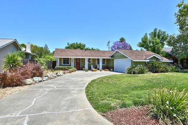 3393 Kirkwood Drive, San Jose, CA 95117 (#ML81756460) :: McLain Properties
