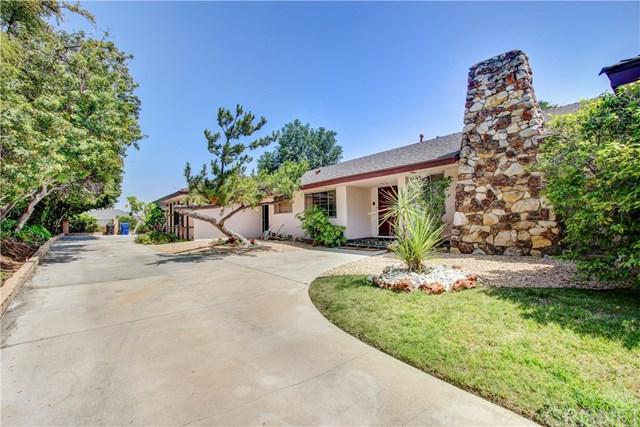 12032 Susan Drive, Granada Hills, CA 91344 (#SR19143639) :: Allison James Estates and Homes