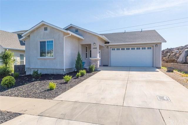 1445 Half Dome Way, Chico, CA 95928 (#SN19143676) :: California Realty Experts
