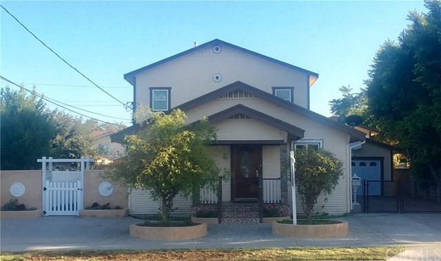 10216 Park Street, Bellflower, CA 90706 (#DW19143774) :: Fred Sed Group