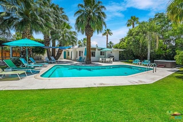 603 S El Cielo Road, Palm Springs, CA 92264 (#19479294PS) :: eXp Realty of California Inc.