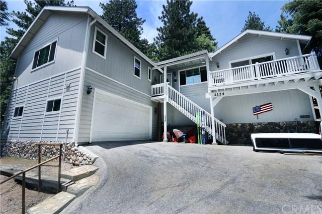 2154 Wilderness Road, Running Springs, CA 92382 (#AR19142135) :: Z Team OC Real Estate