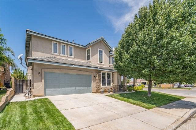 40521 Amore Way, Palmdale, CA 93551 (#SR19143976) :: Naylor Properties