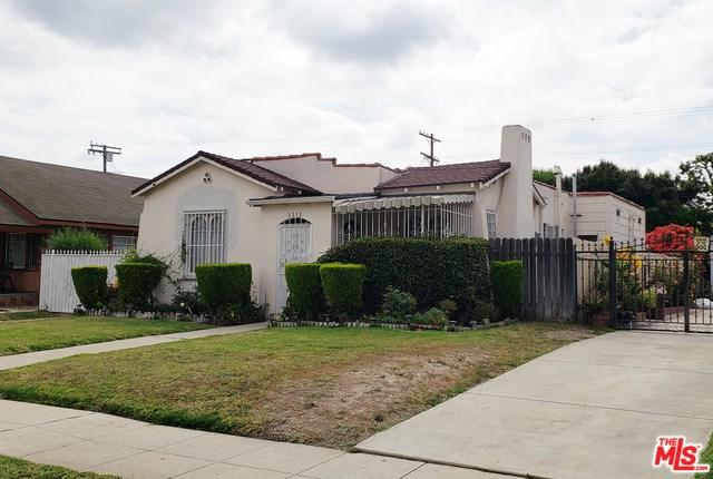 1111 S Plymouth, Los Angeles (City), CA 90019 (#19477272) :: Fred Sed Group