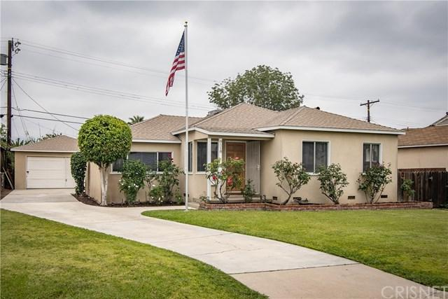 8118 Gentry Avenue, North Hollywood, CA 91605 (#SR19143050) :: Fred Sed Group