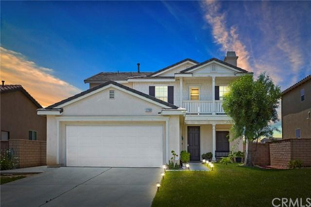 17759 Corte Soledad, Moreno Valley, CA 92551 (#SW19143531) :: Fred Sed Group