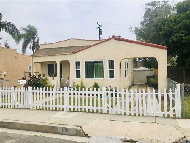 940 W Magnolia Street, Compton, CA 90220 (#DW19144222) :: Heller The Home Seller