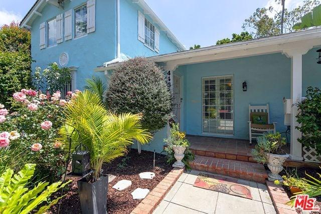 446 S Highland Avenue, Los Angeles (City), CA 90036 (#19479462) :: Fred Sed Group