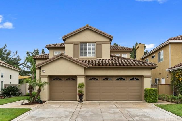 44 Via Anadeja, Rancho Santa Margarita, CA 92688 (#OC19143940) :: Legacy 15 Real Estate Brokers