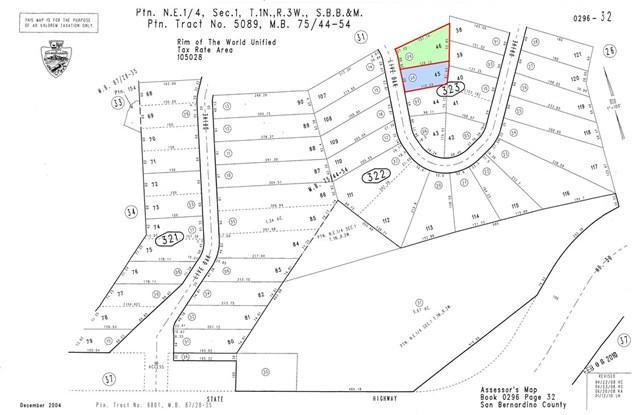 14720-Sq. Ft. On Live Oak Dr. And Hwy. 330, Running Springs, CA  (#SR19144150) :: Z Team OC Real Estate