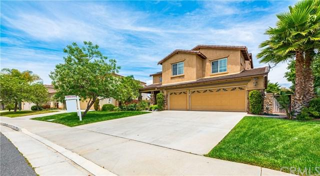 21612 Coral Rock Lane, Wildomar, CA 92595 (#SW19144462) :: Allison James Estates and Homes