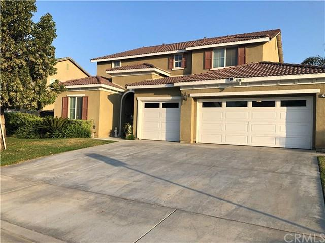 27313 Honey Scented Road, Moreno Valley, CA 92555 (#EV19144470) :: Fred Sed Group