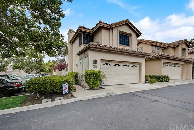 77 Mayfair, Aliso Viejo, CA 92656 (#OC19143007) :: Fred Sed Group