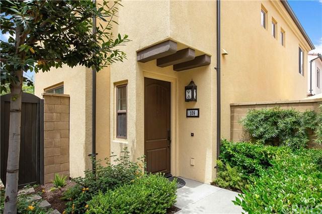 108 Painted Trellis, Irvine, CA 92620 (#PW19143092) :: Naylor Properties