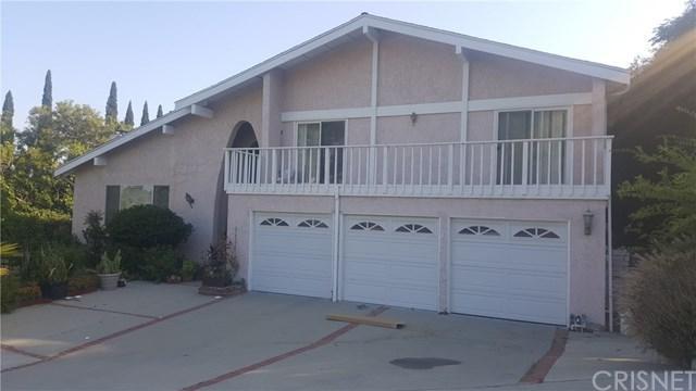 17600 Arvida Drive, Granada Hills, CA 91344 (#SR19144560) :: Bob Kelly Team