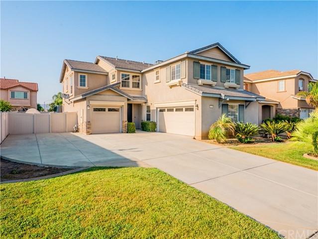 1350 Sunset Avenue, Perris, CA 92571 (#DW19144565) :: eXp Realty of California Inc.