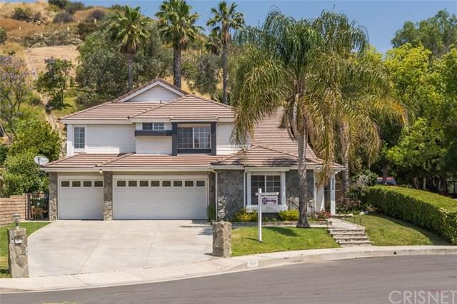 8029 Masefield Court, West Hills, CA 91304 (#SR19144605) :: Z Team OC Real Estate