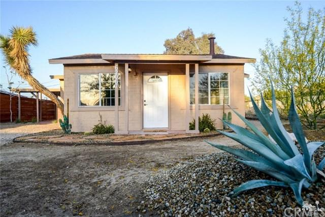 62067 Valley View Circle, Joshua Tree, CA 92252 (#219012537DA) :: Bob Kelly Team