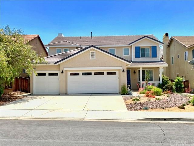 27337 Arla Street, Moreno Valley, CA 92555 (#IV19144623) :: Fred Sed Group