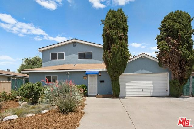 15931 Kalisher Street, Granada Hills, CA 91344 (#19479760) :: Allison James Estates and Homes