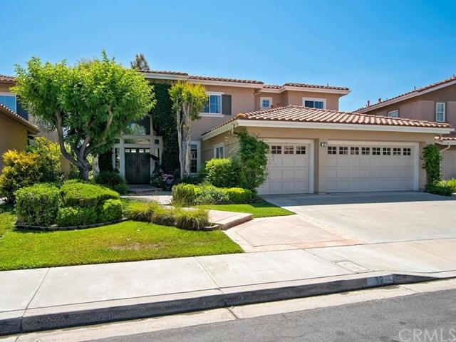32 Segada, Rancho Santa Margarita, CA 92688 (#OC19144135) :: Fred Sed Group