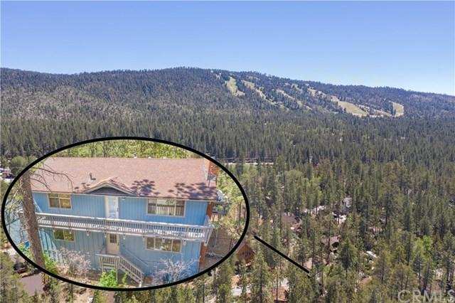 42646 Constellation Drive, Big Bear, CA 92315 (#PW19144780) :: Faye Bashar & Associates