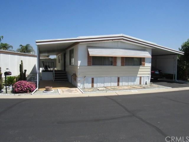 575 S Lyon Avenue #169, Hemet, CA 92543 (#SW19144786) :: Allison James Estates and Homes