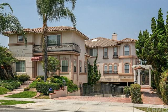 463 Fairview Avenue C, Arcadia, CA 91007 (#AR19132742) :: Ardent Real Estate Group, Inc.