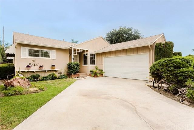 15632 Ludlow Street, Granada Hills, CA 91344 (#SR19138632) :: Allison James Estates and Homes