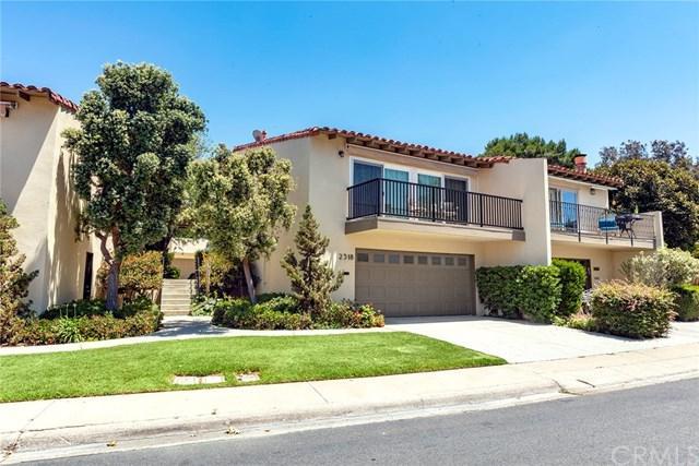 2318 Vista Hogar, Newport Beach, CA 92660 (#NP19144968) :: OnQu Realty