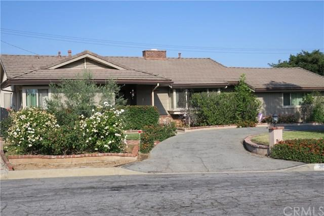 3630 N Nearglen Avenue, Covina, CA 91724 (#MB19145263) :: Fred Sed Group