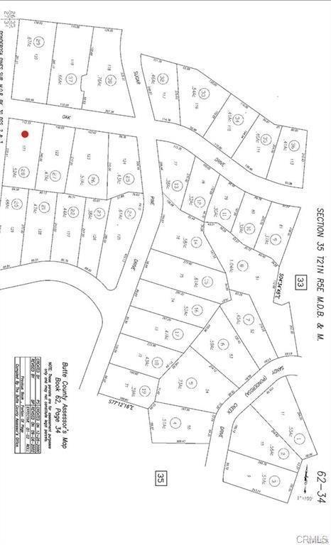 121-(Lot) Oak Drive, Berry Creek, CA 95916 (#OR19145326) :: Naylor Properties